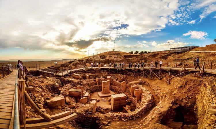 Dünya'nın ilk tapınağı: Göbeklitepe